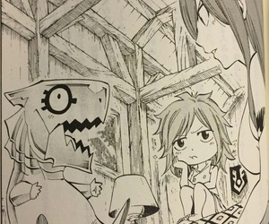 anime, manga, and fairy tail image