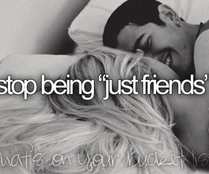 before i die, I WISH, and just friends image