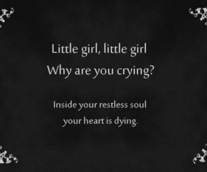 quotes, green day, and sad image