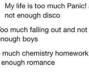 bands, fall out boy, and funny image