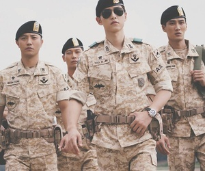 song joong ki, bigboss, and park hoon image