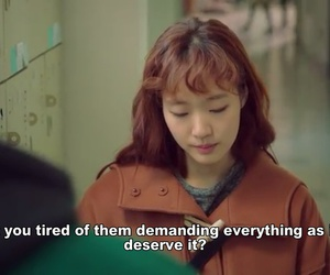 kdrama, cheese in the trap, and webtoon image