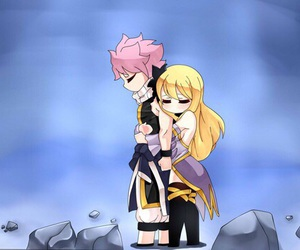 fairy tail and nalu image