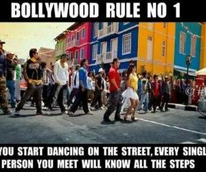 bollywood, funny, and humor image