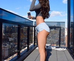 butt, body goals, and fitness image
