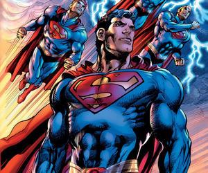 clark kent, comics, and DC image