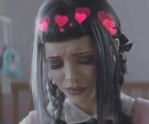 cry baby, melanie martinez, and crybaby image