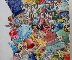 art, book, and creative image