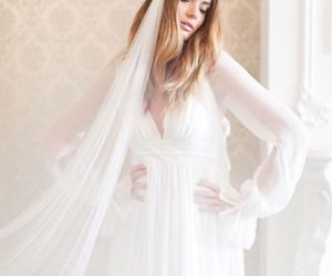 accessory, beautiful, and veil image