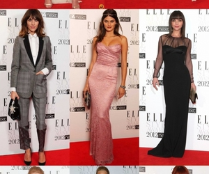 alexa chung, florence welch, and Elle image