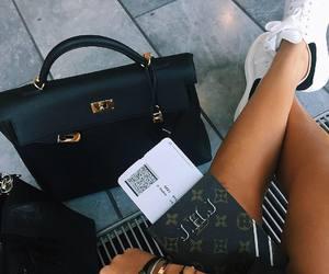fashion, travel, and style image