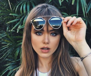model, summer, and kristina bazan image