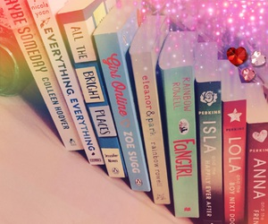 books, bookworm, and colorful image