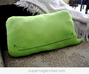 green, pillow, and whale image
