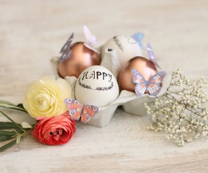 easter, fleur, and spring image