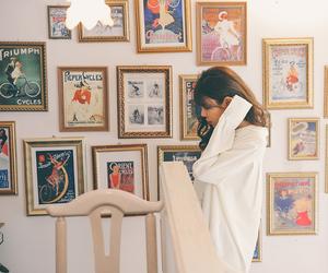 fashion, korean fashion, and white image