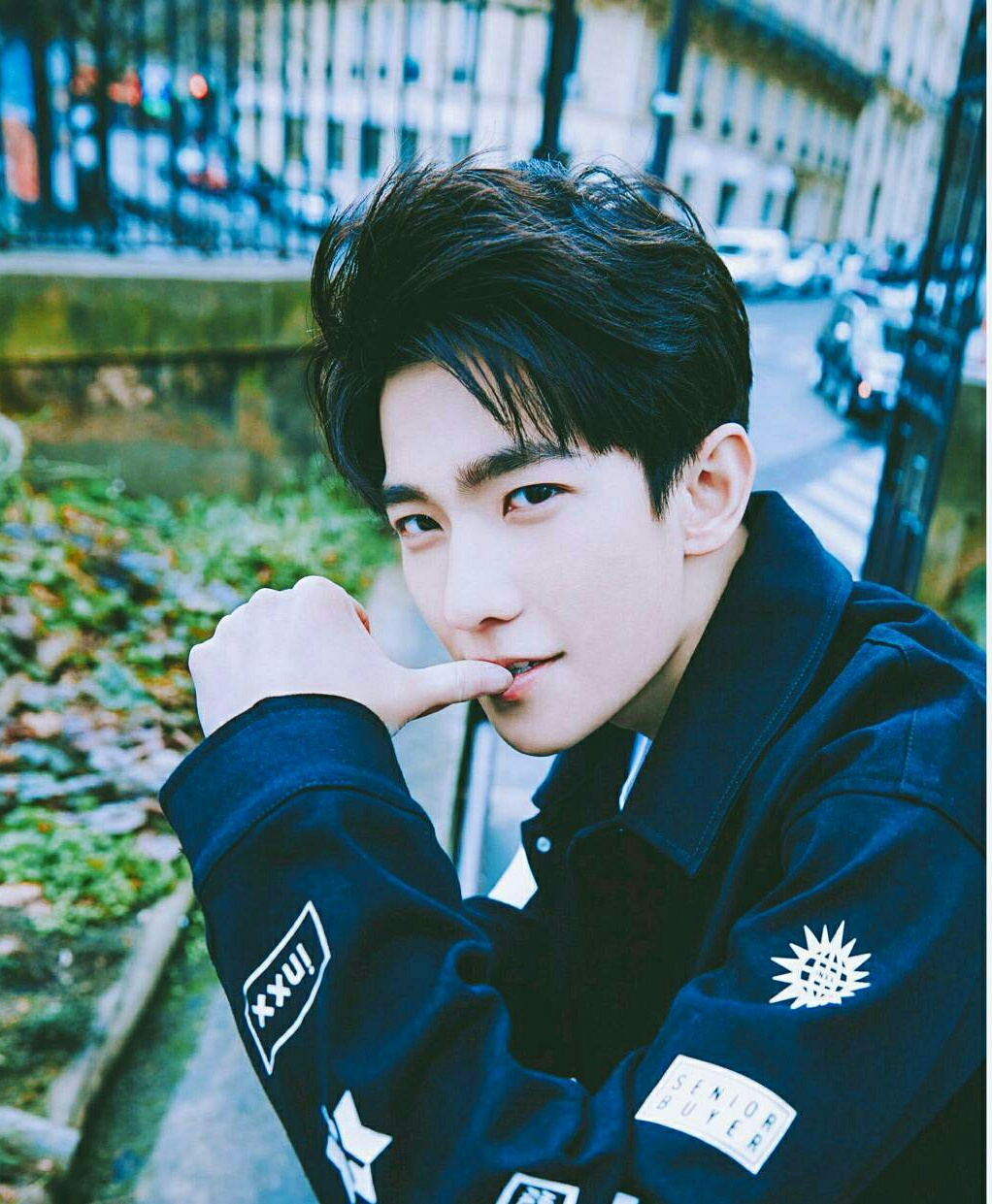 160 Images About Yangyang On We Heart It See More About Yang Yang Yangyang And Gif