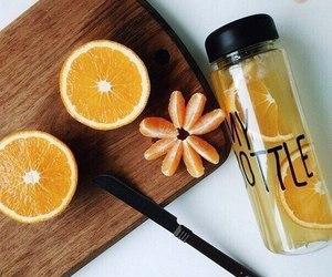 orange and my bottle image