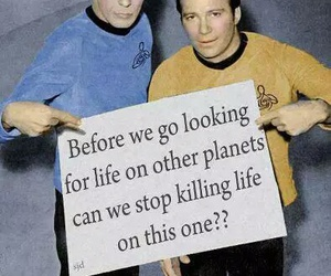 life, star trek, and quotes image