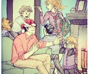 kids, percy, and hoo image
