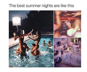 summer goals, friends goal, and friendship image