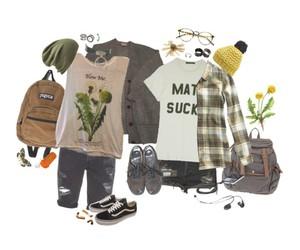 aesthetic, fashion, and grunge image