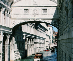 cool, venice, and italy image