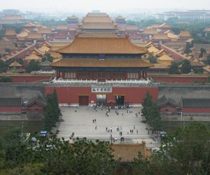 city, forbidden, and china's image