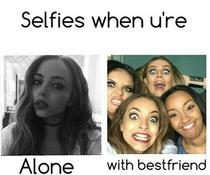 little mix, funny, and jesy nelson image