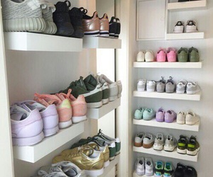 shoes, adidas, and nike image