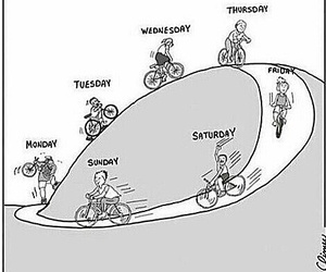 week, monday, and funny image