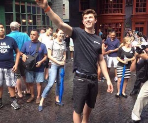 shawn mendes, boy, and harry potter image