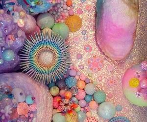 pink, pastel, and wallpaper image