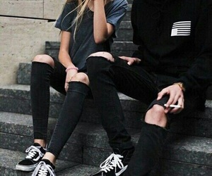 best friends, grunge, and friends image
