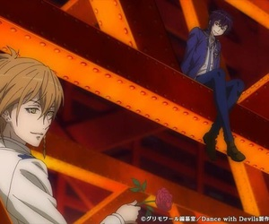 game, dance with devils, and shiki image