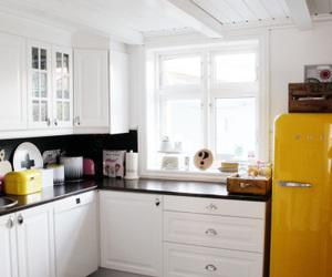 kitchen, home, and interior design image