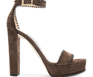 brown, online shopping, and shoes image