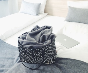 bed, malene birger, and hotel image
