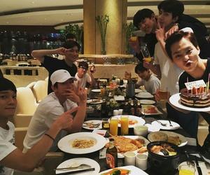 exo, sehun, and Chen image
