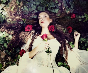 fairytale, sleeping beauty, and beautiful image