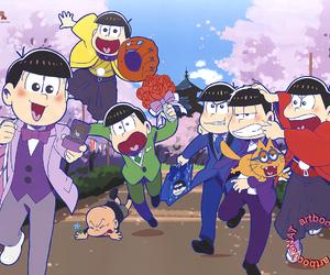 anime, osomatsu-san, and osomatsu image