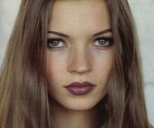 kate moss, model, and grunge image
