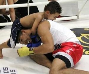 moroccan, kick boxing, and morocco image