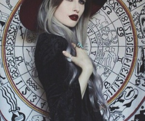 witch and fashion image