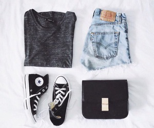 fashion, tumblr, and white image