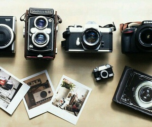 cameras, memories, and photography image
