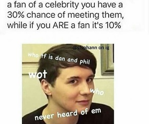 phil lester, dan howell, and funny image