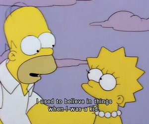 quotes, the simpsons, and simpsons image