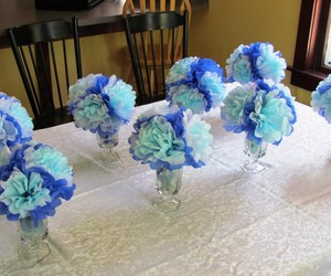 decoration, ideas, and baby shower image