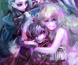 anime, tokyo ghoul, and art image
